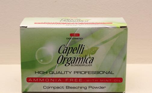 Capelli Orgamica Hair Bleaching Powder With Mint Oil