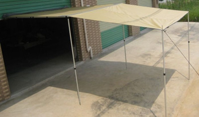 Car Awning Extension