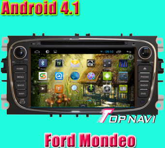 Car Dvd Gps Special For Ford Mondeo With Android 4 1 Version A9 Dual Core 1ghz Cpu Processor And Ddr