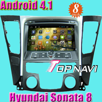 Car Dvd Navigation Special For Hyundai Sonata 2011 With Android 4 1 Version A9 Dual Core 1ghz Cpu Pr