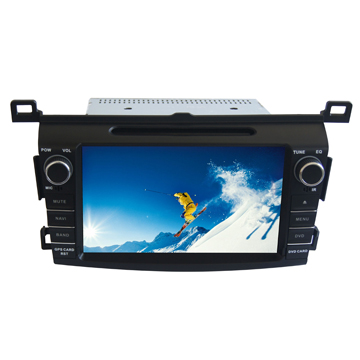 Car Dvd Player Gps Navigation Camera Monitor