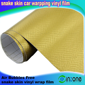 Car Snake Vinyl Sticker Skin Wrap Film