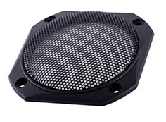 Car Speaker Grille For Protecting Audios