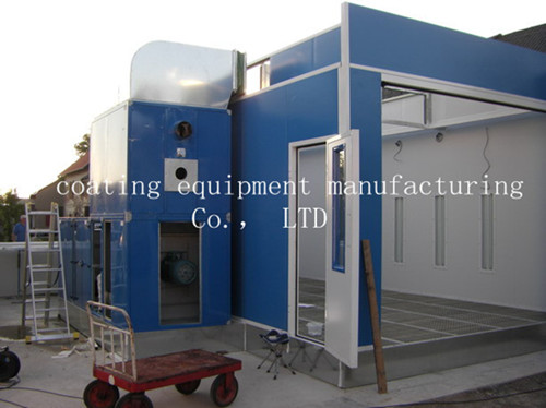 Car Spray Booth Hc650
