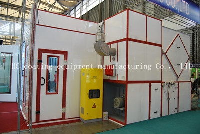 Car Spray Booth Hc920