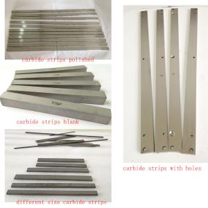 Carbide Strips Bars Plates