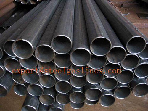 Carbon Api5l Erw Steel Pipe Transportation Liquid