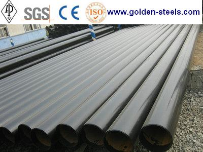 Carbon Black Pipe Cold Drawn Steel Hot Rolled Seamless Tube Expanded