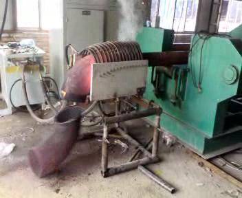 Carbon Steel Elbow Machine