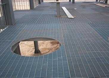 Carbon Steel Grating