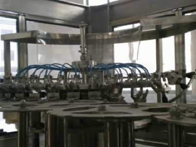 Carbonated Drink Filling Line Dgcf Series