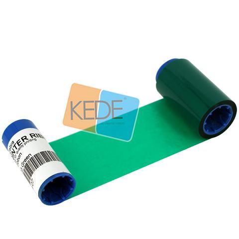 Card Printer Ribbon Zebra 800015 103 Green