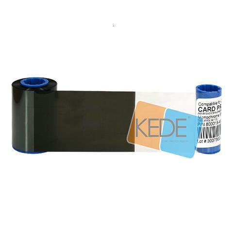 Card Printer Ribbon Zebra 800015 460 Ko