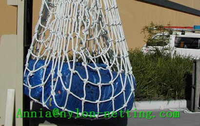 Cargo Net With Elastic Rope And Corner Loop Or Not