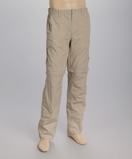 Cargo Pant Convertible Zip Off Pants