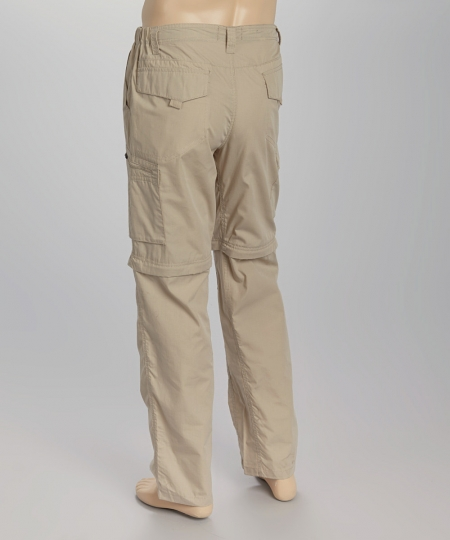 Cargo Pant Convertible Zip Off