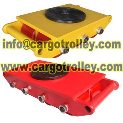 Cargo Trolley Also Know Hand Transport