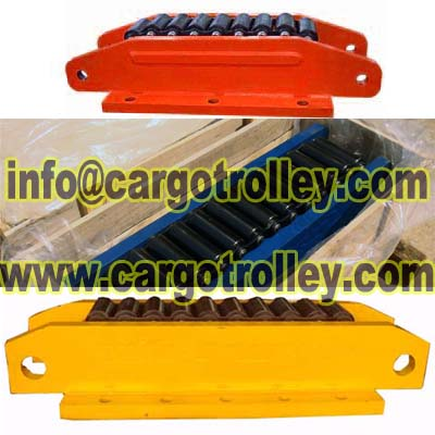 Cargo Trolley Is Easy To Operate