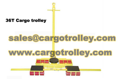 Cargo Trolley Move Your Heavy Duty Equipment Effortless