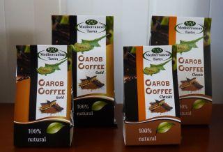 Carob Coffee