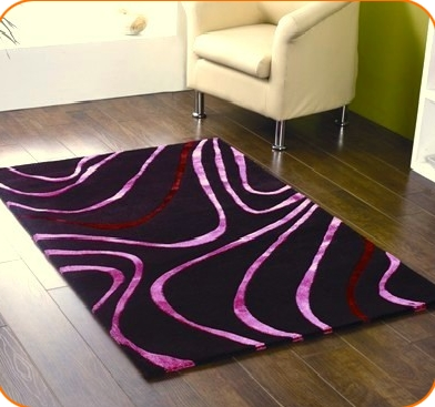 Carpet Rug Wiht Modern Design