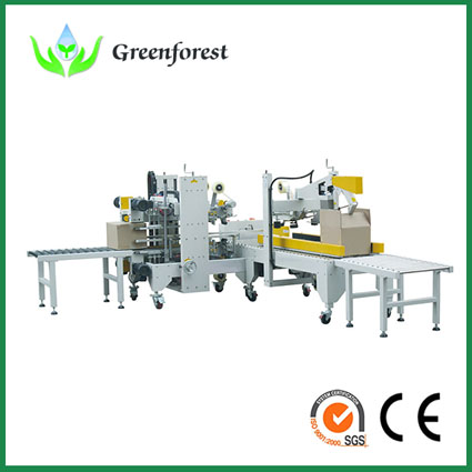 Carton Tape Sealer Machine
