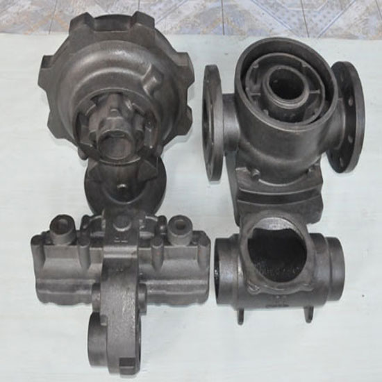 Cast Iron Castings Suppliers