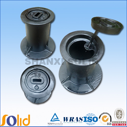 Cast Iron Grey Ductile Surface Box Made In China