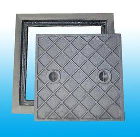Cast Iron Manhole Cover And Frame