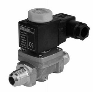 Castel 1079 M42 Solenoid Valve For Refrigeration Systems