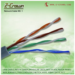 Cat5e Cable Copper 24awg Utp Lan