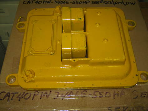 Caterpillar 40 Pin Ecm