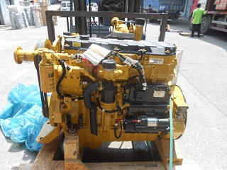 Caterpillar C 9 Industry Diesel Engine