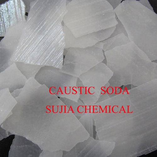 Caustic Soda Flake Solid Pearl