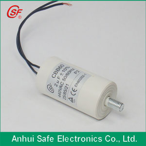 Cbb60 Capacitor By Polypropylene Film