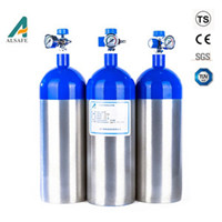 Ce Approved Medical Oxygen Cylinder