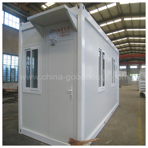 Ce Bv Certified 40ft Modular Living Container House