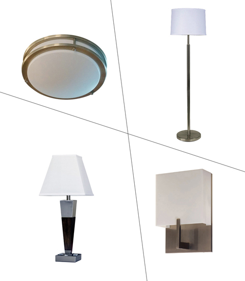 Ceiling Lamp Light Wall Sconce Table Floor