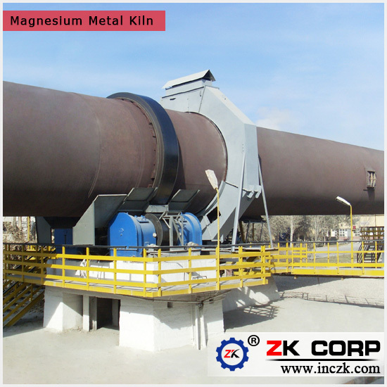 Cement Rotary Kiln With Low Cost
