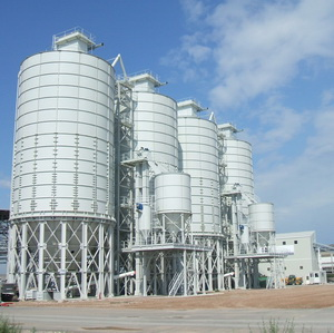 Cement Silos Terminal And Handling Complex