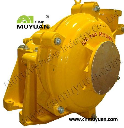 Centrifugal Slurry Pump Type Ma