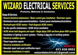 Centurion Electricians 0716260952 No Call Out Fees All Areas
