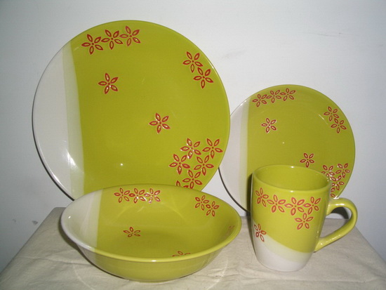 Ceramic Dinnerware With Good Quality And Competitive Price