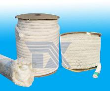 Ceramic Fiber Squre Braided Rope Heat Resistance Furnace