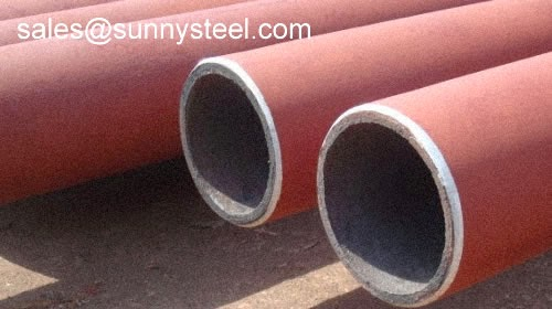 Ceramic Lined Carbon Steel Pipe