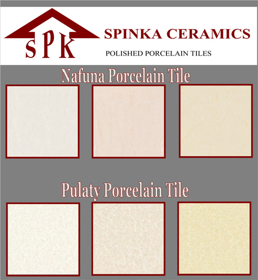 Ceramic Tile And Sanitary Ware Products