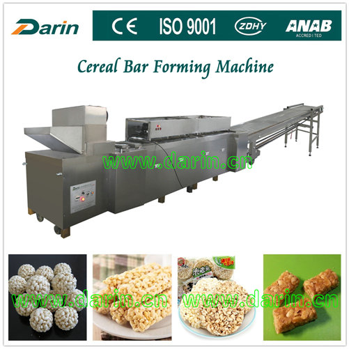 Cereal Bar Forming Machinery