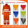 Certificated Ppe With Fire Retardant And Anti Acid Property