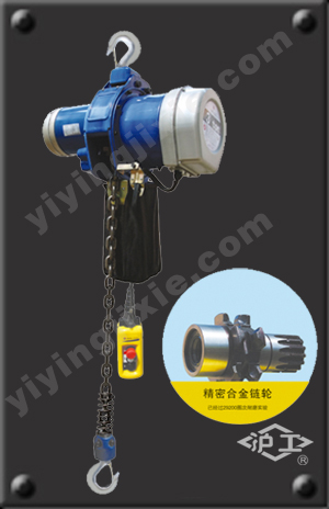 Chain Electric Block Wind Power Type