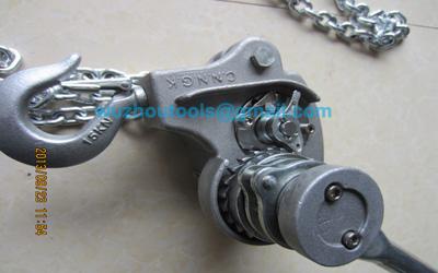 Chain Hoist Ratchet Puller